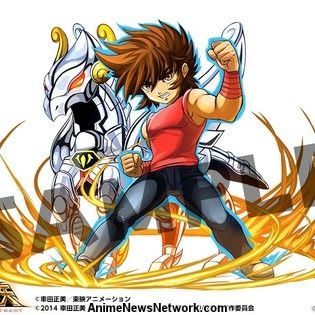 Puzzle & Dragon Mobile Game Adds Saint Seiya Characters