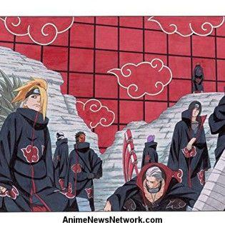 Final Naruto Epilogue Novel's Date, Akatsuki Story Unveiled