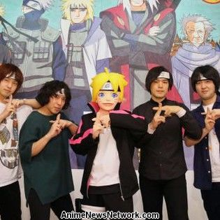 Rock Band Kana-Boon Performs Boruto -Naruto the Movie- Theme Song