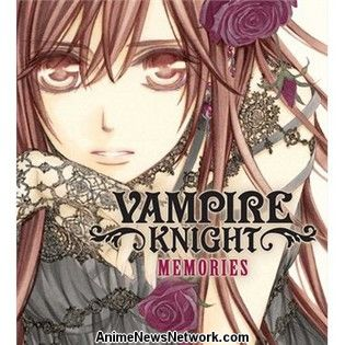 Vampire Knight Memories GN 1 - Review - Anime News Network