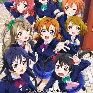 Love Live! Anime's 1st Season Removed from Crunchyroll