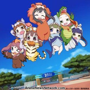 Crunchyroll to Stream Wake Up, Girl ZOO! Spinoff Anime