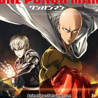 One-Punch Man TV Anime Listed for October Premiere