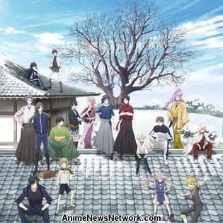 Touken Ranbu: Hanamaru Franchise Has New Story in the Works