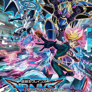 Yu-Gi-Oh VRAINS Anime Ends on September 25 After 120 Episodes