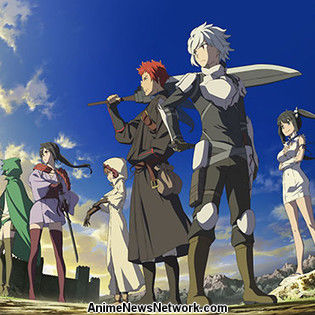 Season Finale: Is It Wrong to Try to Pick Up Girls in a Dungeon? II ‒ Episode 12