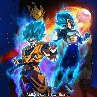 Dragon Ball Super: Broly Film Airs in Canada on Crave Stations on July 31