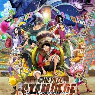 One Piece TV Anime's Episodes on July 28, August 4 to Have Original Story Tying into New Film
