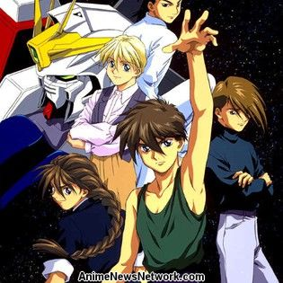 Crunchyroll Launches Gundam Merchandise Partnership
