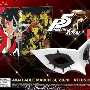 Persona 5 Royal Game's Western Release to Include Subtitles in 5 Languages