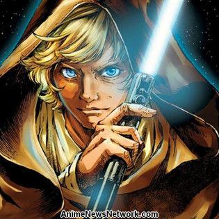 The Legends of Luke Skywalker: The Manga