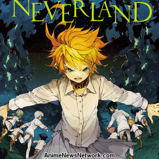 The Promised Neverland GN 5