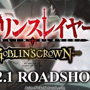 Goblin Slayer: Goblin's Crown Theatrical Anime's Full Trailer Streamed