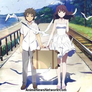 Shaft Shunji Iwais Fireworks Anime Film Reveals 3rd Trailer Release In 110 Countries