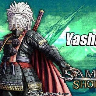 Samurai Shodown Game's Video Highlights Yashamaru - News ...