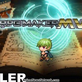 RPG Maker MV Game's Promo Video Streamed - News - Anime News