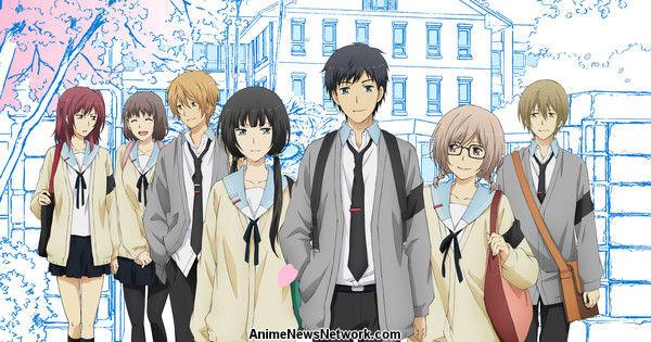Anime Spotlight Relife Anime News Network