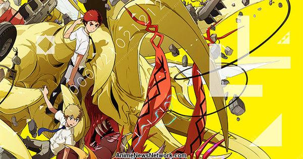 Digimon Tri 3 Stream