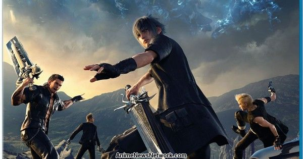 Final Fantasy XV to Have 4 More DLC Episodes Releasing in 2018-2019