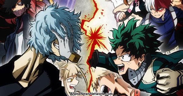 My Hero Academia Anime's 3rd Season Reveals New Visual ...