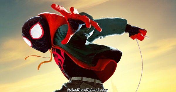 Spider-Man: Into the Spider-Verse Wins Critics' Choice Award Over Mirai