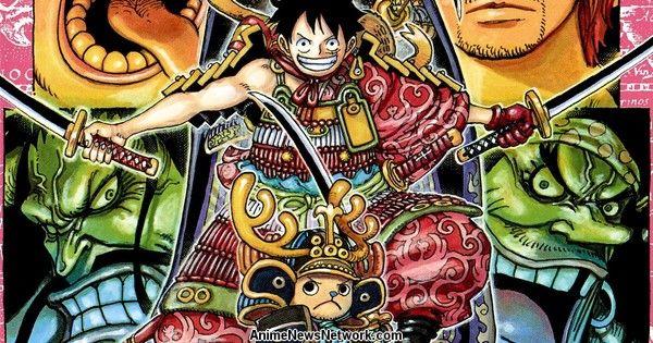 One Piece Manga Takes 1-Week Break Due to Author's Sudden Illness