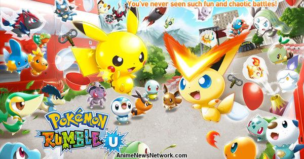 'PokemonRumbleWorld.com' Domain Registered in U.S.