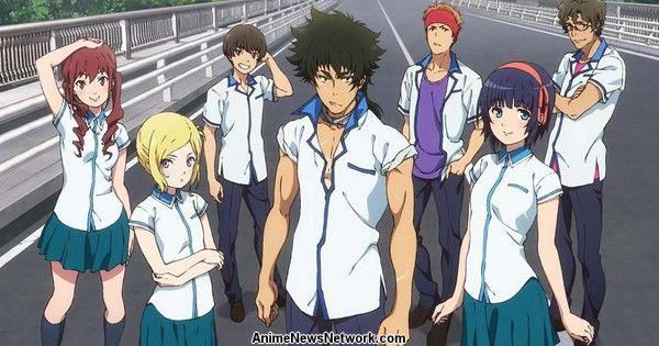 P. A. Works' Kuromukuro TV Anime to Have 26 Episodes
