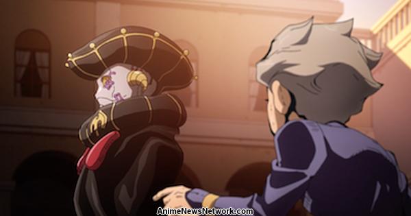 Episode 4 - JoJo's Bizarre Adventure: Golden Wind - Anime
