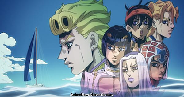 Episode 9 - JoJo's Bizarre Adventure: Golden Wind - Anime