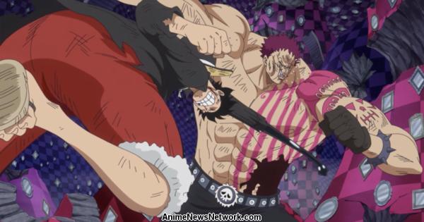 One Piece Episode 783 English Sub