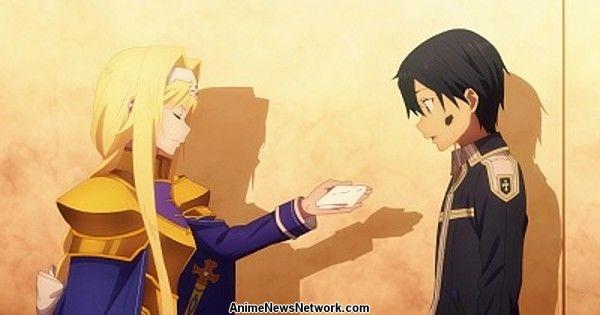 Episode 17 - Sword Art Online: Alicization - Anime News Network