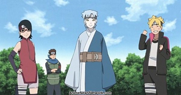 Episode 92 - Boruto: Naruto Next Generations - Anime News
