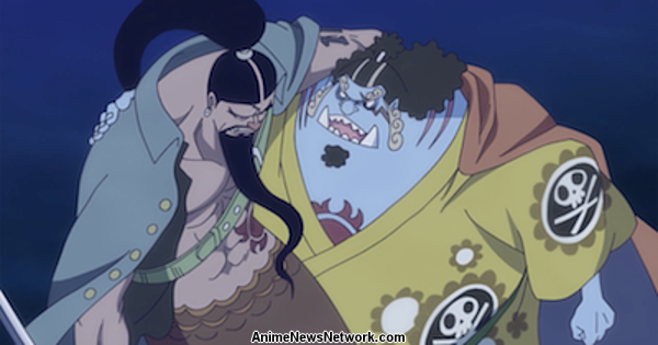 Episode 876 - One Piece - Anime News Network