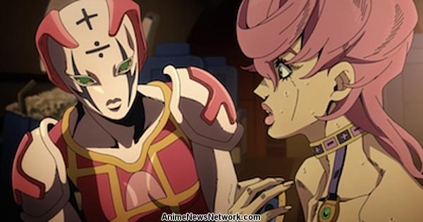 Episode 25 - JoJo's Bizarre Adventure: Golden Wind - Anime News Network