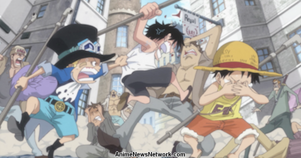 Episode 883 - One Piece - Anime News Network