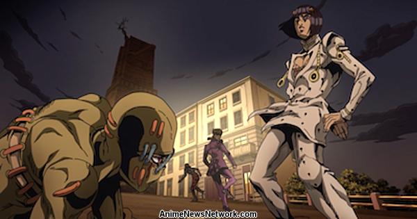 Episode 30 - JoJo's Bizarre Adventure: Golden Wind - Anime