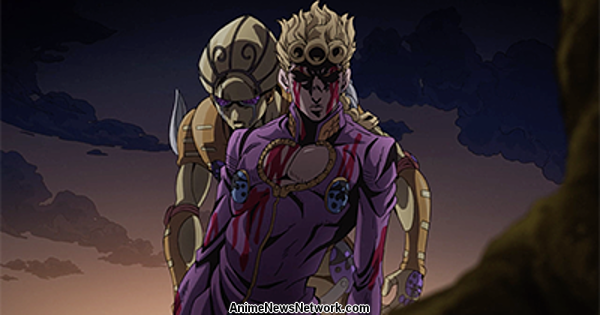 Episode 31 - JoJo's Bizarre Adventure: Golden Wind - Anime News Network