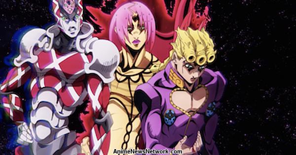 Episode 34 - JoJo's Bizarre Adventure: Golden Wind - Anime