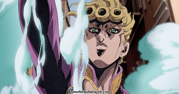 Episode 37 - JoJo's Bizarre Adventure: Golden Wind - Anime