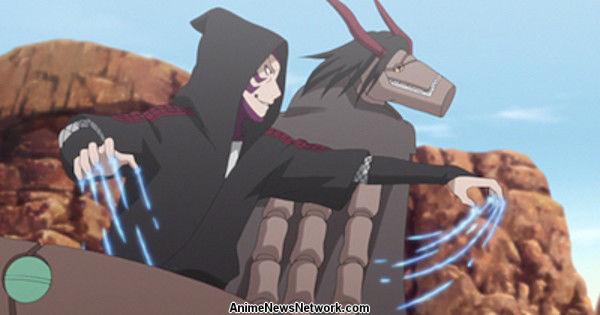 Episode 122 - Boruto: Naruto Next Generations - Anime News