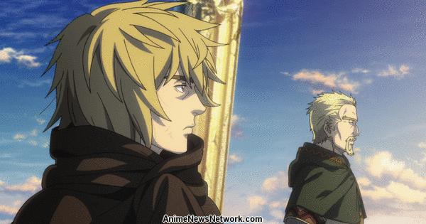 Image result for vinland saga anime