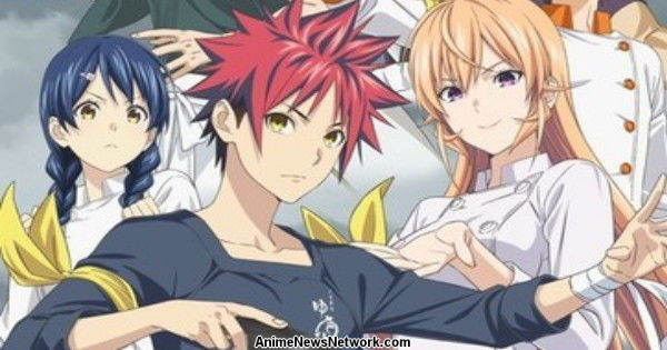 Food Wars! Shokugeki no Soma: The Fourth Plate ‒ Episode 6