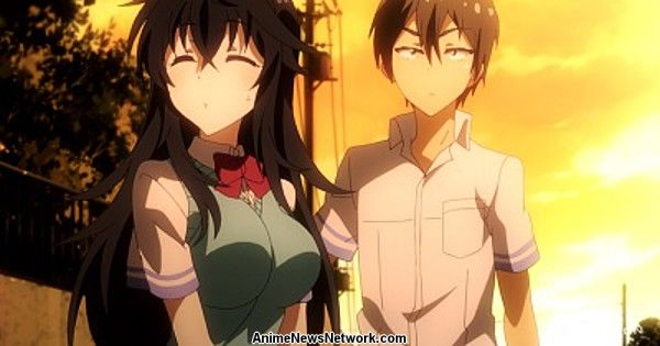 And you thought there is never a girl online? ‒ Episode 6