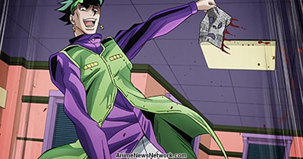 Episode 14 - JoJo's Bizarre Adventure: Diamond Is Unbreakable