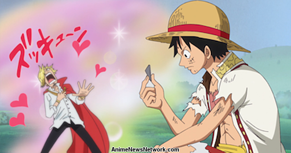 Episode 826 - One Piece - Anime News Network