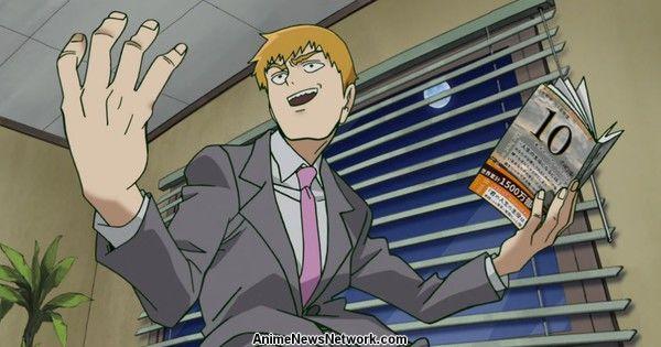 Episode OVA - Mob Psycho 100 - Anime News Network