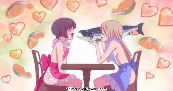 Möchte ich yuri lesbian fish videos