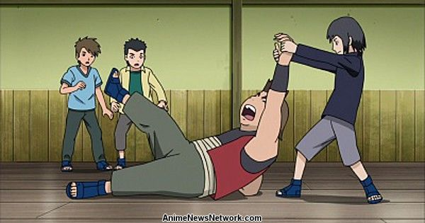 Episode 452 - Naruto Shippuden - Anime News Network