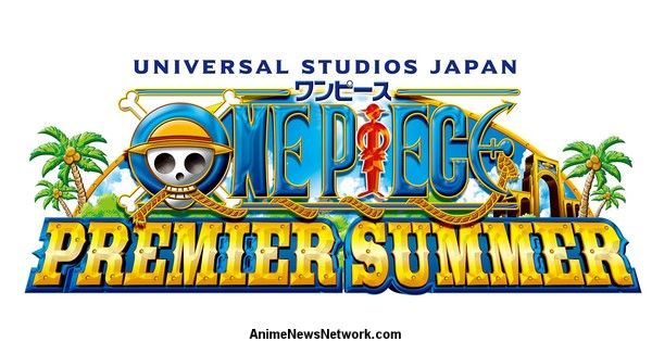 One Piece Announces Plans to Return to Universal Studios Japan This Summer